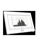 La tablette TBH affiche en temps réelle vos consommations d'énergie